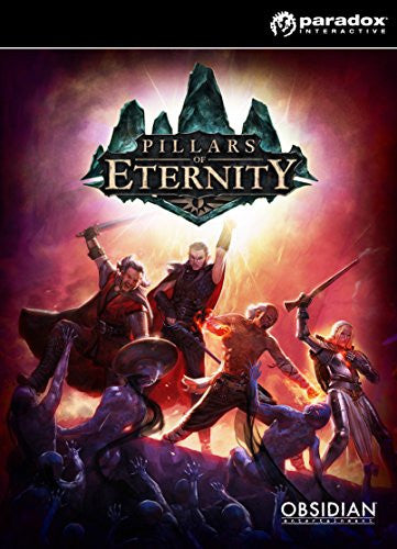 Pillars of Eternity - Hero Edition Windows PC Game Download GOG CD-Key Global