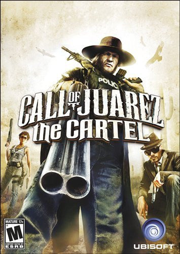 Call of Juarez: The Cartel Windows PC Game Download Steam CD-Key Global
