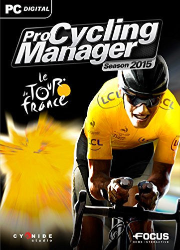 Pro Cycling Manager 2015 Windows PC Game Download Steam CD-Key Global