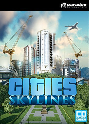 Cities: Skylines Windows PC Game Download Steam CD-Key Global