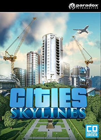 Cities: Skylines Deluxe Edition Windows PC Game Download Steam CD-Key Global