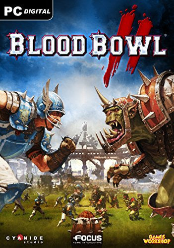 Blood Bowl 2 Windows PC Game Download Steam CD-Key Global
