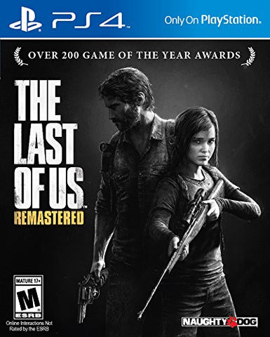The Last Of Us Remastered PS4 Digital Game Download PSN CD-KEY US