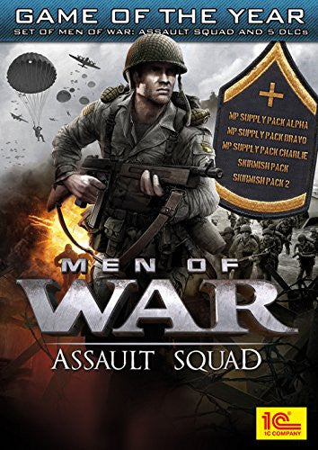 Men of War: Assault Squad - Game of the Year Edition Windows PC Game Download Steam CD-Key Global