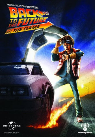 Back to the Future: The Game Windows PC Game Download Telltale Games CD-Key Global
