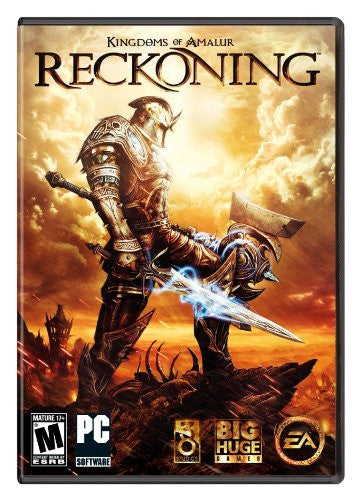 Kingdoms of Amalur: Reckoning Windows PC Game Download Origin CD-Key Global