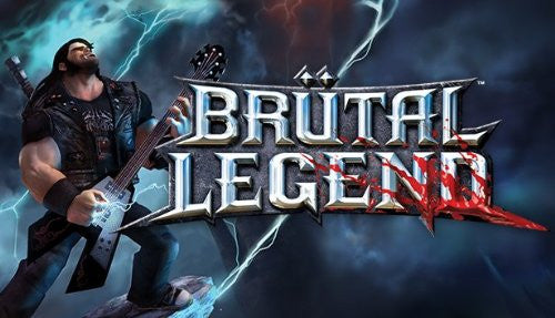 Brutal Legend Windows PC Game Download Steam CD-Key Global