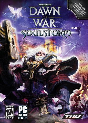 Warhammer 40,000: Dawn of War - Soulstorm Windows PC Game Download Steam CD-Key Global
