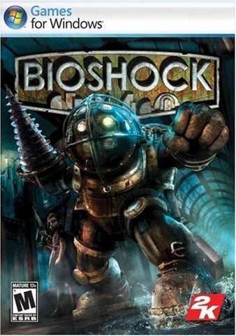 BioShock Windows PC Game Download Steam CD-Key Global