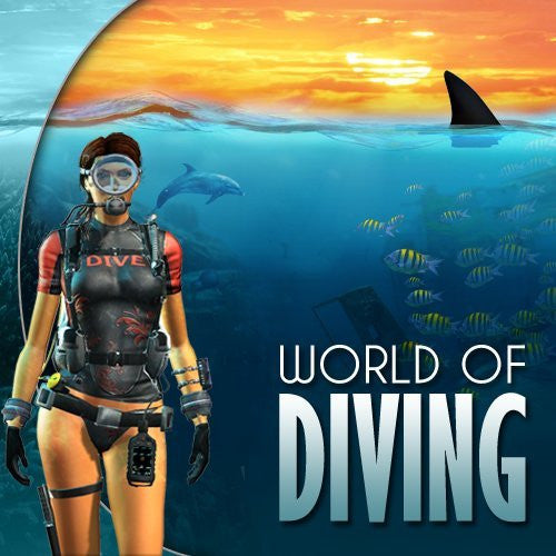 World of Diving Windows PC Game Download Steam CD-Key Global