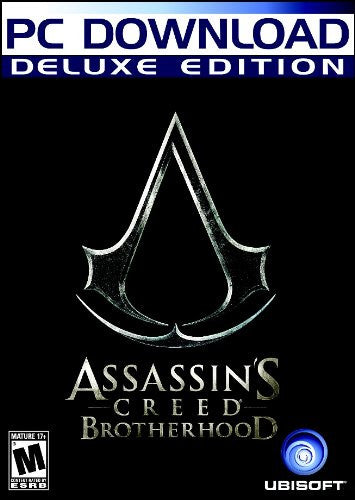 Assassin's Creed: Brotherhood Deluxe Edition Windows PC Game Download Uplay CD-Key Global