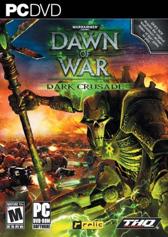 Warhammer 40,000: Dawn of War - Dark Crusade Windows PC Game Download Steam CD-Key Global