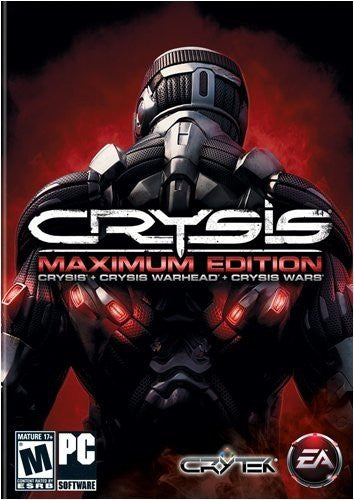 Crysis Maximum Edition Windows PC Game Download Steam CD-Key Global