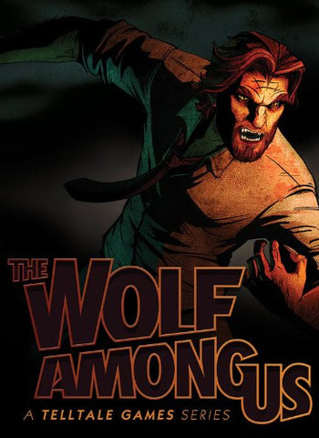 The Wolf Among Us Windows PC Game Download GOG CD-Key Global
