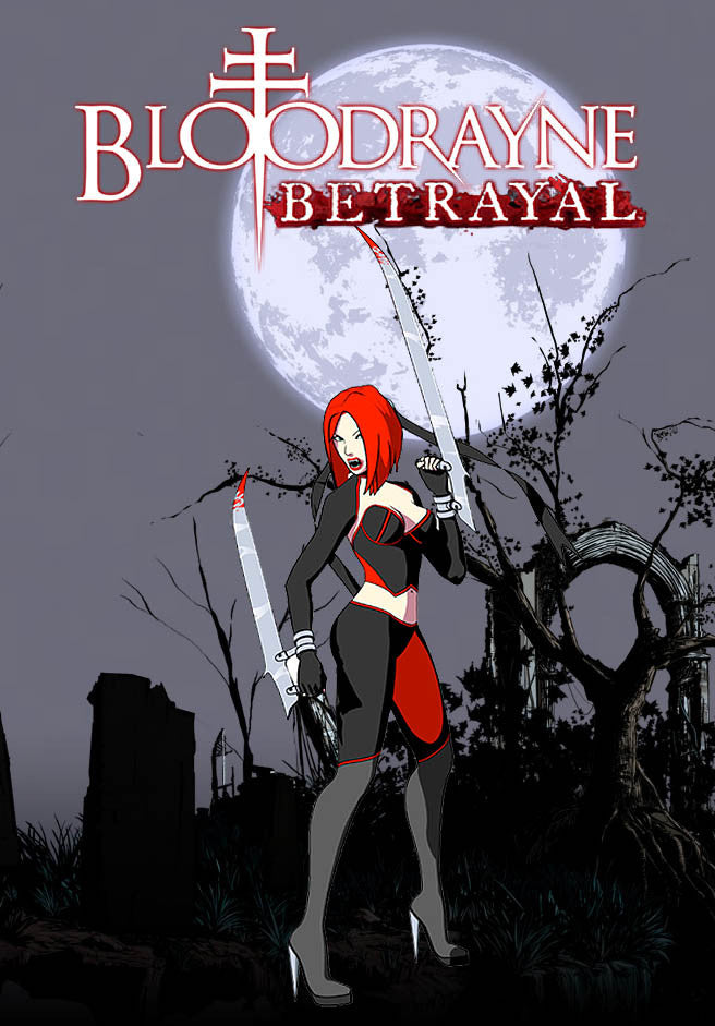 BloodRayne Betrayal Windows PC Game Download Steam CD-Key Global