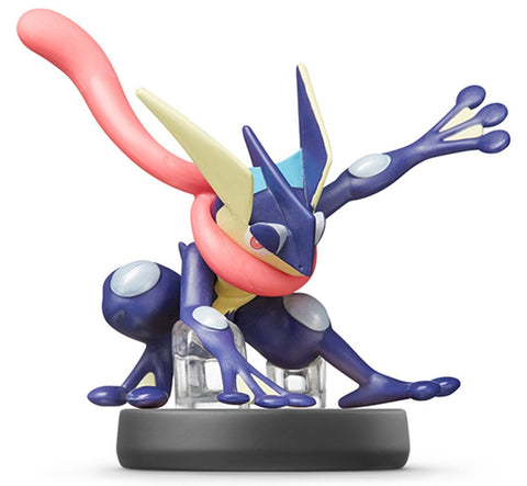 Greninja amiibo - Japan Import (Super Smash Bros Series)