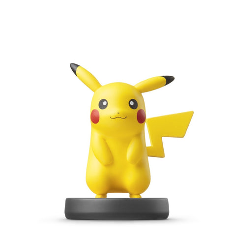 Pikachu amiibo (Super Smash Bros Series)