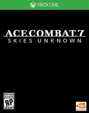 Ace Combat 7: Skies Unknown Pre-Order For Xbox One (Physical Disc)