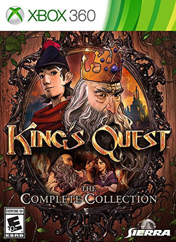 King's Quest: The Complete Collection For Xbox 360 (Physical Disc)
