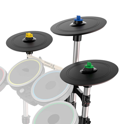 Rock Band 4 Pro-Cymbals Expansion Drum Kit For PS4/Xbox One