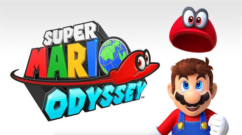 Super Mario Odyssey Pre-Order For Switch (Physical Cartridge)