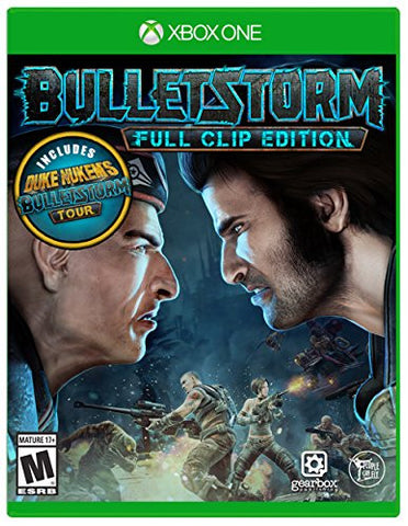 Bulletstorm: Full Clip Edition Pre-Order For Xbox One (Physical Disc)