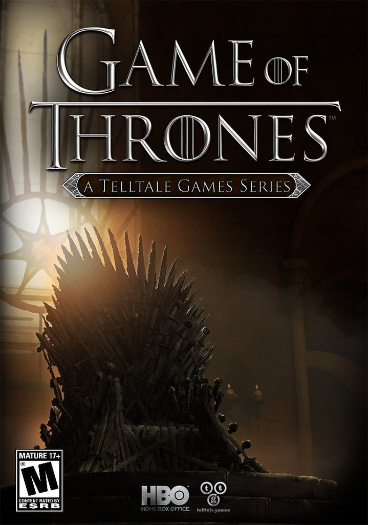 Game of Thrones - A Telltale Games Series Windows PC Game Download Steam CD-Key Global