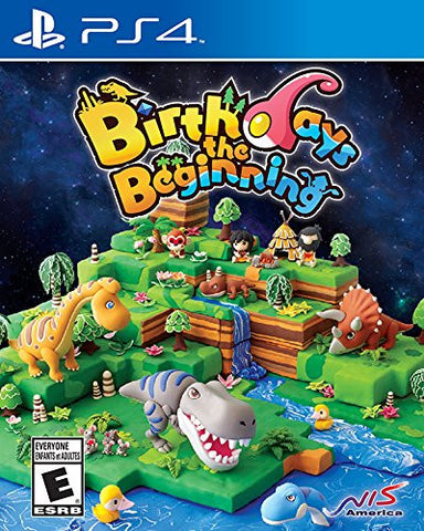 Birthdays the Beginning Pre-Order For PlayStation 4 (Physical Disc)