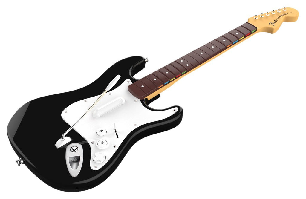 Rock Band 4 Wireless Fender Stratocaster Guitar Controller For Xbox One