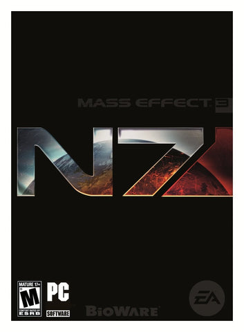 Mass Effect 3 N7 Digital Deluxe Edition Windows PC Game Download Origin CD-Key Global