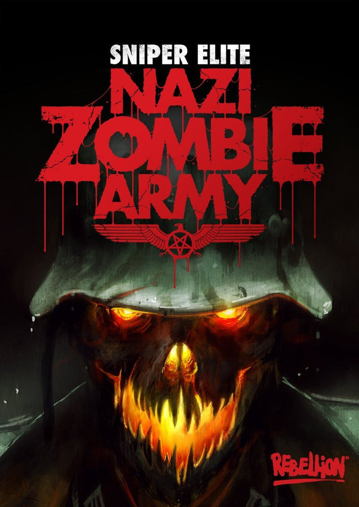 Sniper Elite: Nazi Zombie Army Windows PC Game Download Steam CD-Key Global