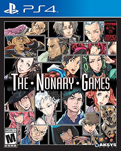 Zero Escape: The Nonary Games Pre-Order For PlayStation 4 (Physical Disc)