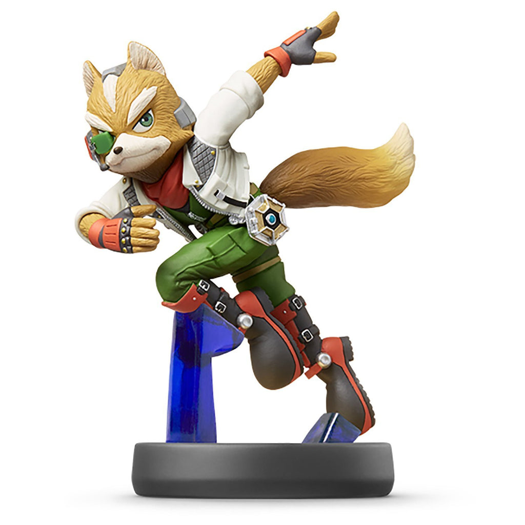 Fox amiibo - Japan Import (Super Smash Bros Series)