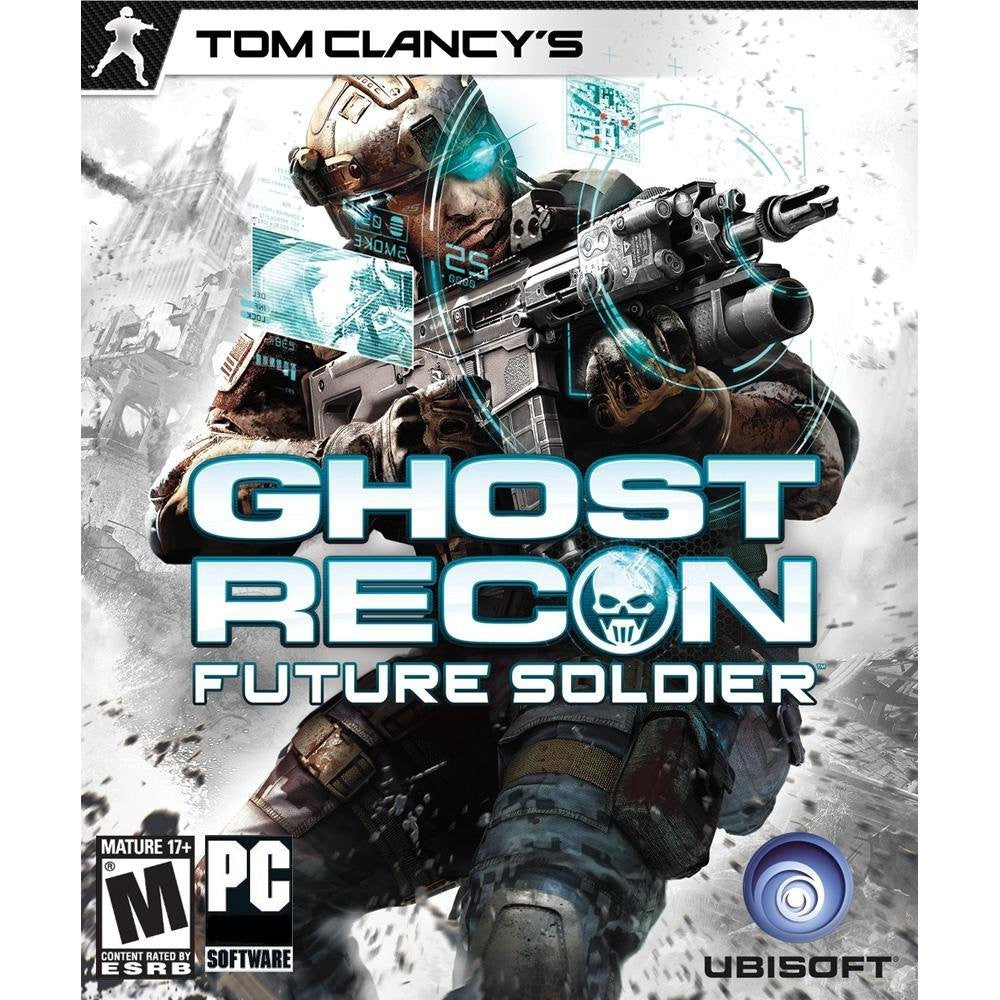 Tom Clancy's Ghost Recon: Future Soldier Windows PC Game Download Uplay CD-Key Global
