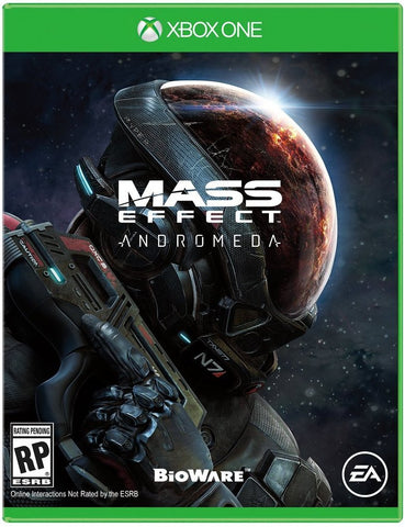 Mass Effect Andromeda For Xbox One (Physical Disc)