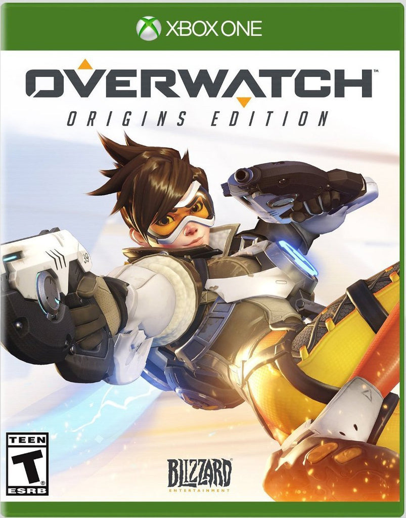Overwatch Origins Edition For Xbox One (Physical Disc)