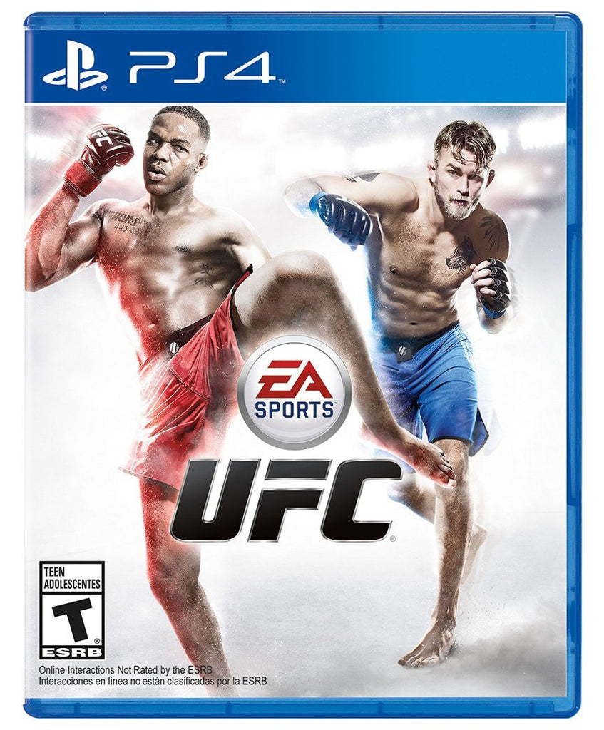 UFC For PlayStation 4 (Physical Disc)