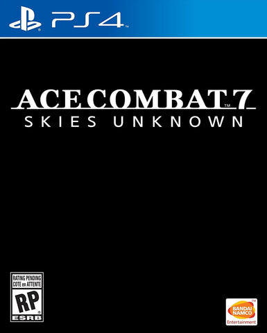 Ace Combat 7: Skies Unknown Pre-Order For PlayStation 4 (Physical Disc)