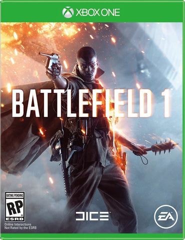 Battlefield 1 For Xbox One (Physical Disc)