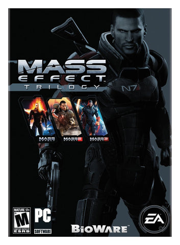 Mass Effect Trilogy Windows PC Game Download Origin CD-Key Global