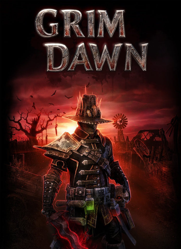 Grim Dawn Windows PC Game Download Steam CD-Key Global