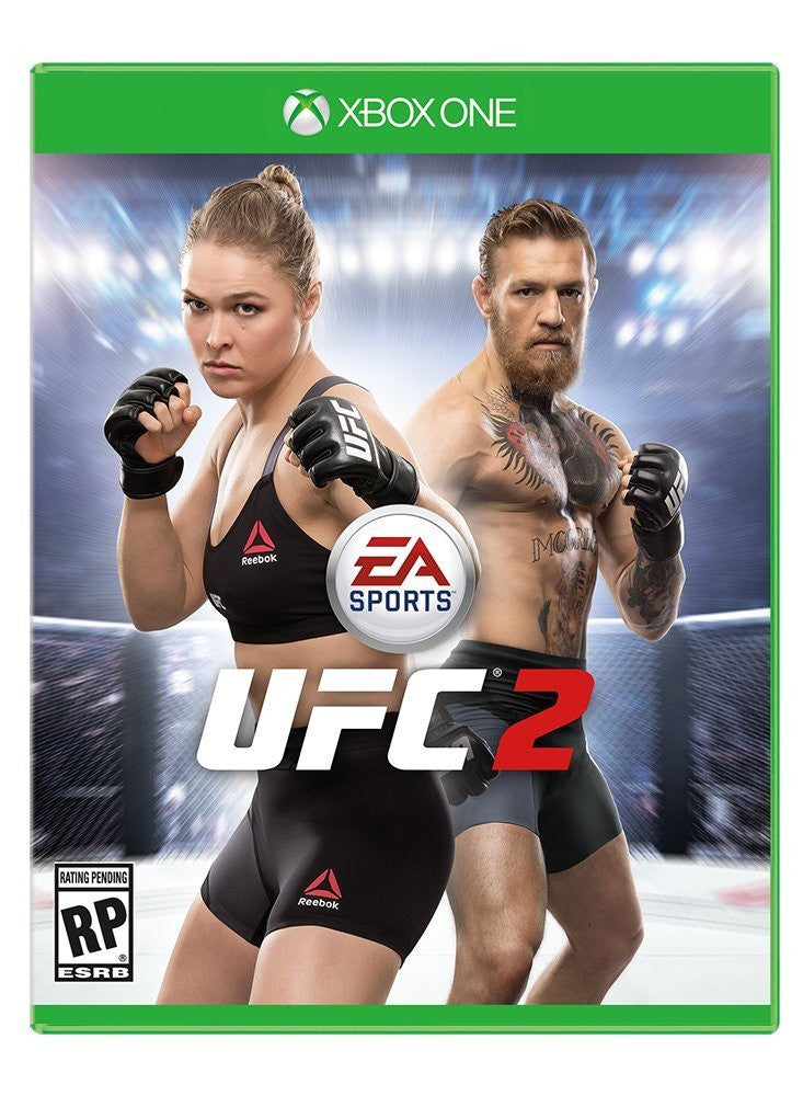 EA Sports UFC 2 For Xbox One (Physical Disc)