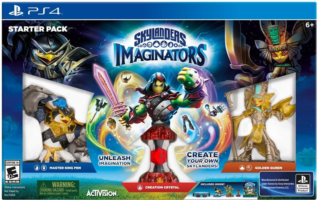 Skylanders Imaginators For PlayStation 4 (Physical Disc)