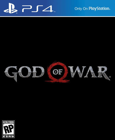 God of War Pre-Order For PlayStation 4 (Physical Disc)