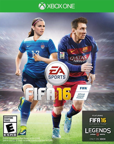 FIFA 16 Xbox One Digital Game Download Xbox Live CD-Key Global