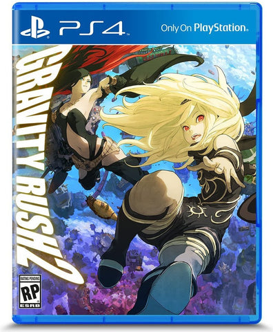 Gravity Rush 2 For PlayStation 4 (Physical Disc)