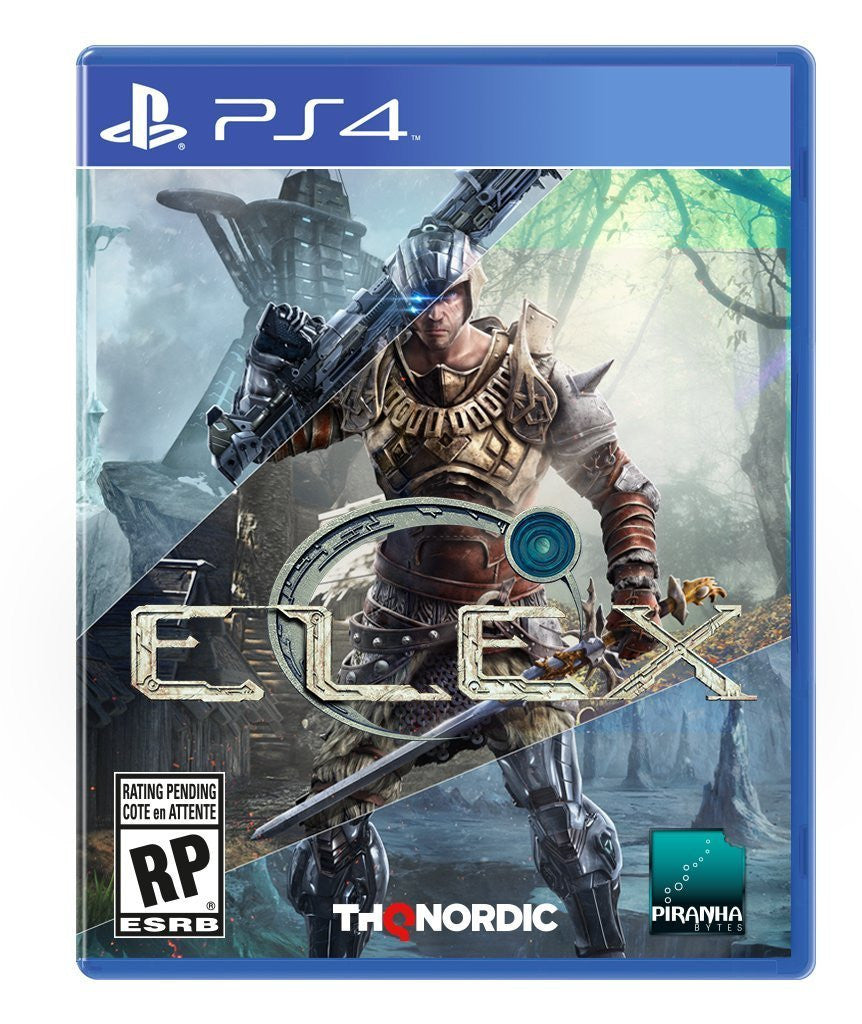 Elex Pre-Order For PlayStation 4 (Physical Disc)