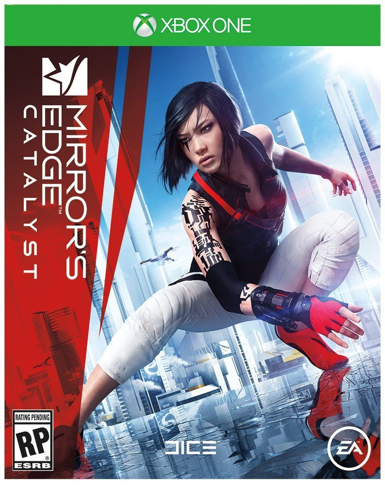 Mirror's Edge Catalyst For Xbox One (Physical Disc)