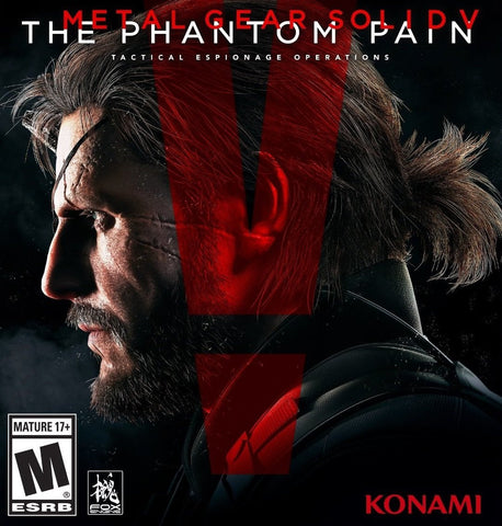 METAL GEAR SOLID V: The Phantom Pain Windows PC Game Download Steam CD-Key Global