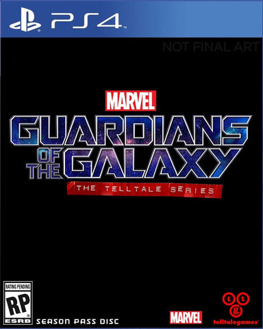 Marvel's Guardians of the Galaxy: The Telltale Series Pre-Order For PlayStation 4 (Physical Disc)